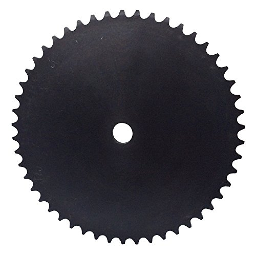 - KOVPT # 40 Chain Plate Sprocket 50 Teeth Bore 0.719
