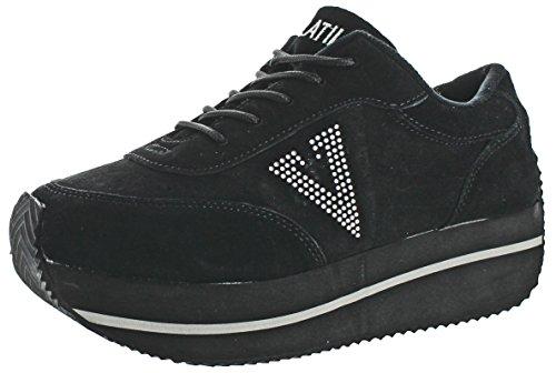 Donne Volatili Moda Espulsione Sneaker Midnight Black