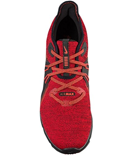 Crimson University Max Course Chaussures 3 Noir Air Total Sequent Pied Hommes Red De Nike Pour wS7qO4w
