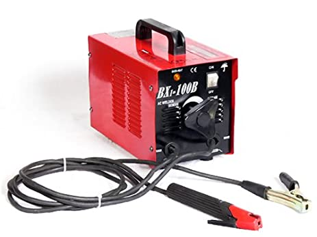41f7x4M jWL._SX463_ pitbull ultra portable 100 amp electric arc welder 110v arc  at bakdesigns.co