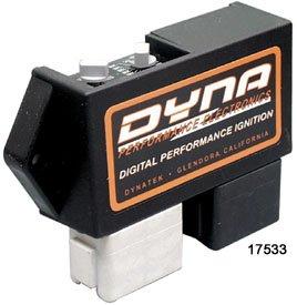 Dynatek 17636 Black Adjustable Ignition Modules For Carbureted Twin Cam and Sportster