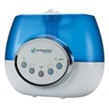 Pure Guardian H1610 100-Hour Ultrasonic Warm and Cool Mist Humidifier, Digital, 1.5-Gallons