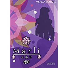 YAMAHA VOCALOIDTM3 Library Merli NEO (boxed version)