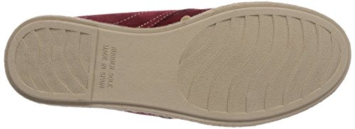 Wolpertinger Wiesn WP 5008 Damen Desert Boots Rot (granate)