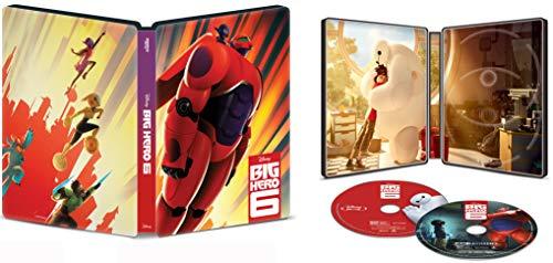 big hero 6 steelbook - 2
