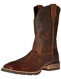 Ariat Men's Hybrid Street Side Western Cowboy Boot,Powder