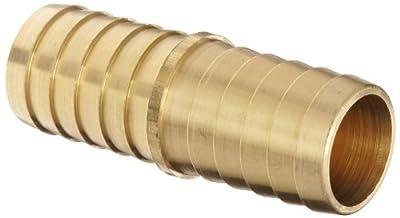 Dixon BM Series Brass Hose Fitting, Mender, Hose ID Barbed