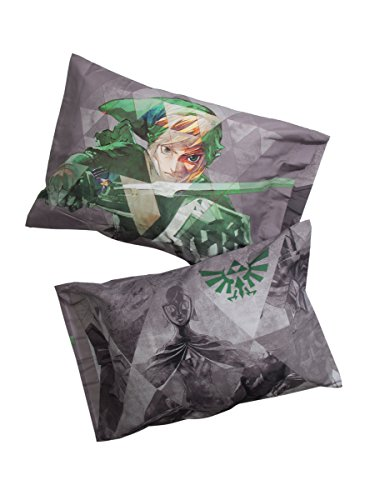 Legend Zelda Skyward Sword Pillowcases