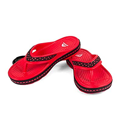 ADDA Women's Red