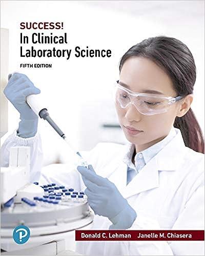 SUCCESS! in Clinical Laboratory Science (5th Edition) - Original PDF