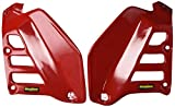 Maier 580022 Red Radiator Air Scoop for Honda ATC250R - Pair