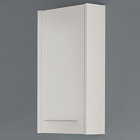 Design Badezimmer Hängeschrank weiß matt Badezimmerschrank ...