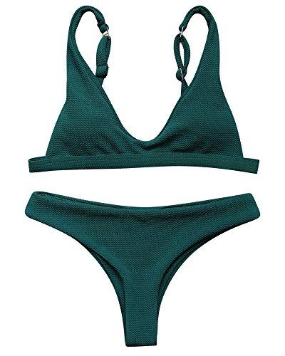 Green Bikini Set in Australia - 5