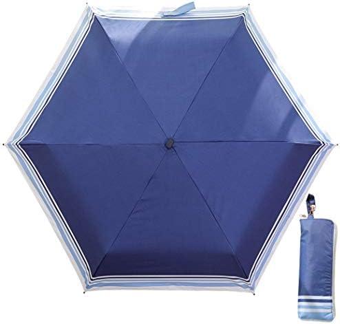 DEEKA 折りたたみ傘 日傘 晴雨兼用 コンパクト 収納ポーチ付 小型 超軽量 UVカット 日焼け止め 撥水加工 遮光遮熱