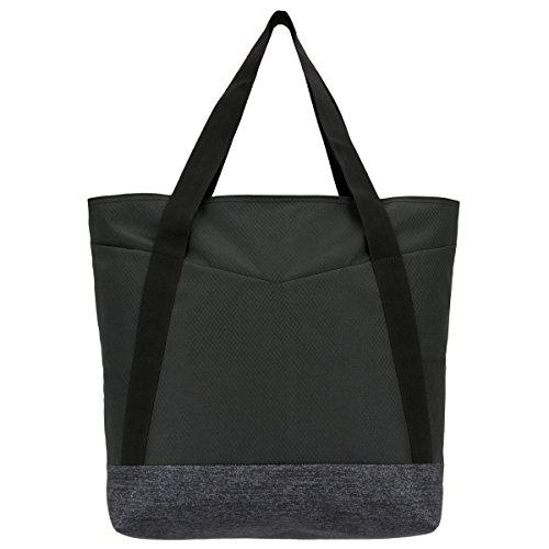 Adidas Women s Polyester Tote Bag (Black)  Amazon.in  Bags beab0572b9102
