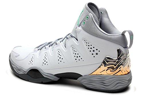 db3dcf779fe0d3 nike air jordan melo M10 mens hi top basketball trainers 629876 105  sneakers shoes jumpman23 (uk 12 us 13 eu 47.5) - Buy Online in UAE.