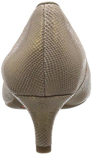 Rockport Damen Kalila Pump Pumps Grau (Ash Snake)