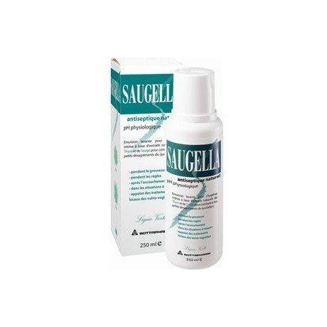 Saugella Ph Physiologique Natural Antiseptic 250 Ml