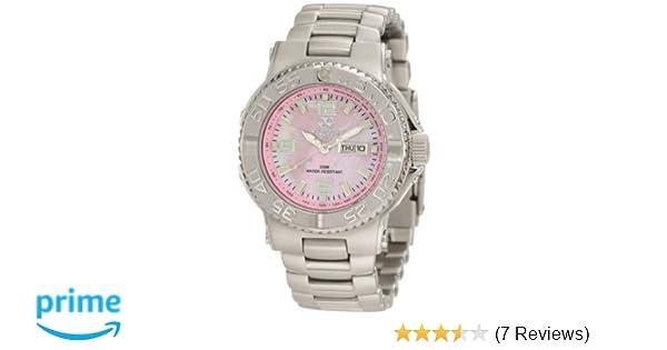 Amazon.com: REACTOR Womens 77013 Critical Mass Analog Watch: Reactor: Watches