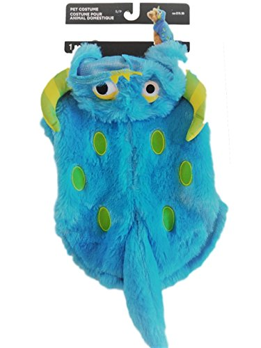 Costume Jagged Teeth (Monster Pet Costume (Medium))
