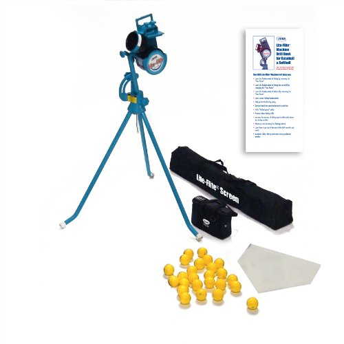 Jugs Lite-Flite Machine Package for Baseball by Jugs