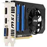 MSI AMD Radeon HD 7770 1GB GDDR5 DVI/HDMI/DisplayPort PCI-Express Video Card R7770-PMD1GD5