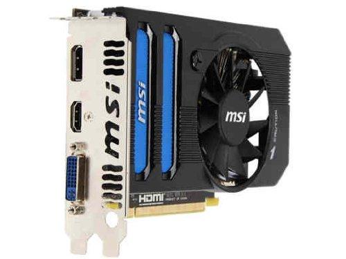 MSI AMD Radeon HD 7770 1GB GDDR5 DVI/HDMI/DisplayPort PCI-Express Video Card R7770-PMD1GD5 -  0081690909641