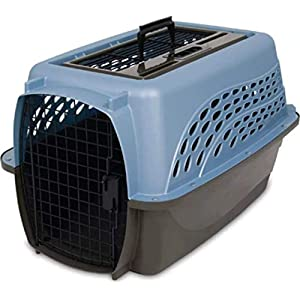 Petmate Two Door Top Load Dog Kennel 9