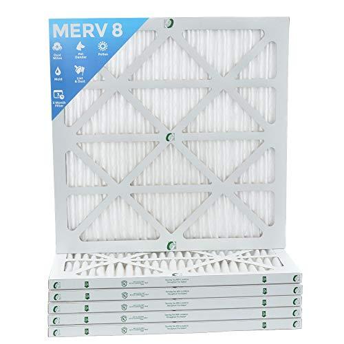 18x18x1 MERV Pleated Furnace Filters