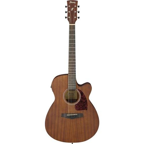 Ibanez PC12MHE 6 String Performance Grand Concert Acoustic Electric Guitar, 20 Frets, PC Neck, Rosewood Fretboard, Satin Polyurethane, Open Pore Natural (Grand Concert Acoustic Guitar)