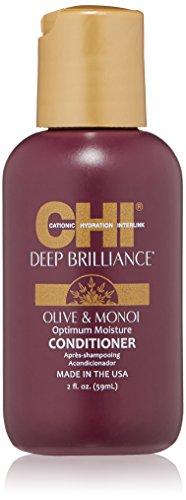 CHI Olive and Monoi Optimum Moisture Conditioner, 2 Fl (Chi Olive)