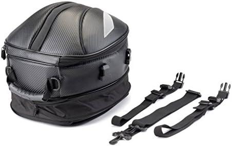 Auto Companion Aufbewahrungstasche für Motorradhelm mit abnehmbarem Tragegurt
