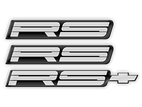 Phoenix Graphix 1991 1992 Camaro RS Rally Sport Emblem - Rally Sport Camaro