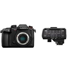 PANASONIC LUMIX GH5s Body C4K Mirrorless Camera, High Sensitivity MOS Multi-Aspect 10.2 Megapixels Sensor, C4K / 4K UHD 422 10-bit, DC-GH5S (USA Black)