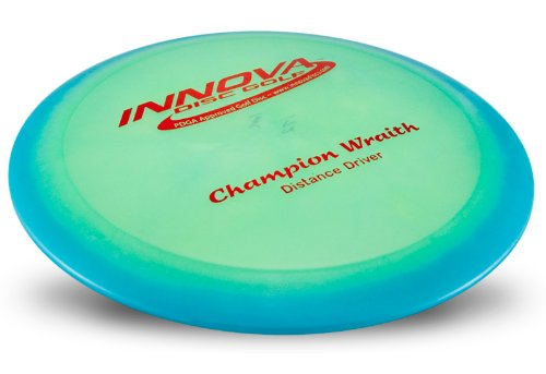 (Innova Champion Wraith Disc Golf Driver (disc colors vary))