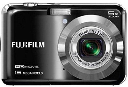 FujiFilm FinePix AX655 16MP Digital Camera w/5x Optical Zoom