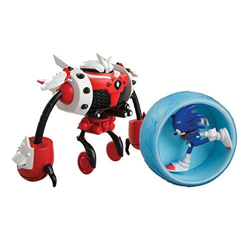 Sonic Boom Sonic vs. Burnbot Playset