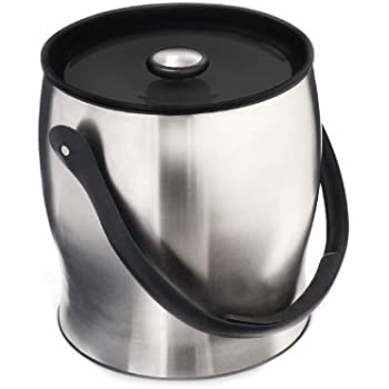 Rabbit Ice Bucket (4-Quart, Stainless Steel)