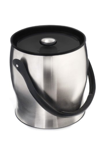 Rabbit Ice Bucket (4-Quart, Stainless Steel) by Rabbit