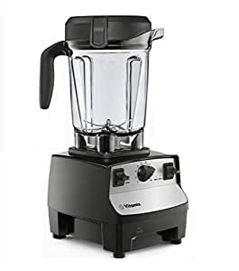 Vitamix 5300 Blender, Black (Certified Refurbished)