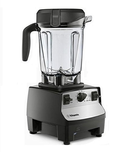 Vitamix Certified Reconditioned 5300 Blender, Black