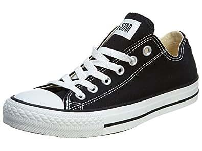 Converse Chuck Taylor All Star Core Low Top Black M9166 Mens 3.5
