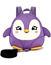 Fanci Cute Penguin Baby Walking Safety Harness Anti-lost Backpack