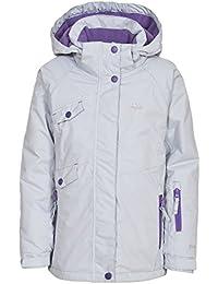 girls Trespass Girls Verla Waterproof Padded Ski Jacket