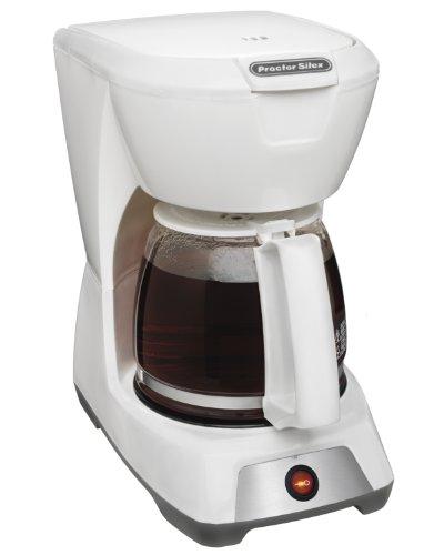Hamilton Beach -12 Cup Coffeemaker White White 43601