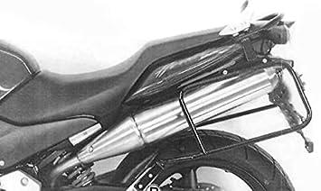 Hepco/&Becker Rohrgep/äckbr/ücke//Topcasetr/äger schwarz f/ür Suzuki GSF 1200 S//N Bandit bis Bj.2000