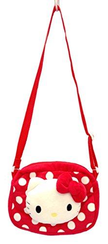 Sanrio Shoulder Bag Hello Kitty Red