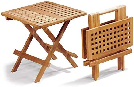 Folding Picnic Table A Grade Teak Folding Garden Coffee Table Jati Brand Quality Value