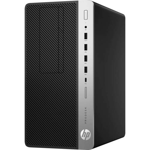 HP Business Desktop ProDesk 600 G3 Desktop Computer - Intel Core i5 (7th Gen) i5-7500 3.40 GHz - 8 GB DDR4 SDRAM - 1 TB HDD - Windows 10 Pro 64-bit - Micro Tower - Jet Black - DVD-Writer DVD177;