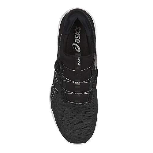 Homme Chaussures Asics Running De Black Dynamis H5n7cwnqIA